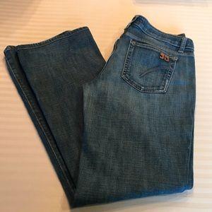 Joe's Jeans Honey Boot Cut Jeans Harvey Wash. Sz31